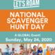 National Scavenger Hunt Day