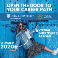 Virtual International Internship - priority application deadline