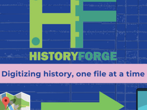 Virtual HistoryForge Transcription Sessions