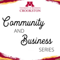 Session 1 of 6 - Community and Business Series