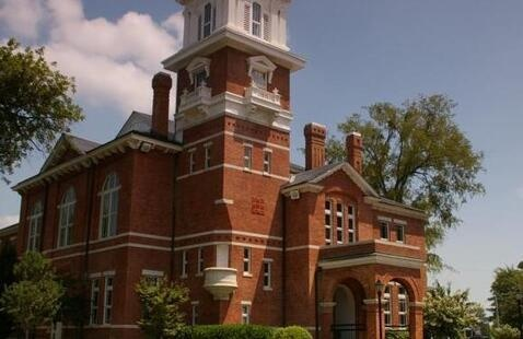 Historic Gwinnett Courthouse