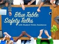 Blue Table Safety Talks