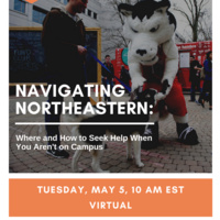 Navigating Northeastern: Where and How to Seek Help When You Aren't on Campus