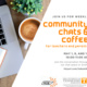 Community STEM Chats and Coffee for Teachers and Parents