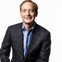 Hot Topics in Computing: A Conversation with Microsoft President Brad Smith