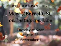 Meet @BeWellGSU