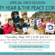 City Year and Peace Corp Online Drop-In