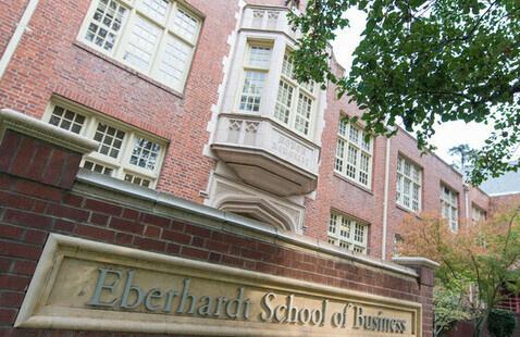 Eberhardt School of Business Virtual Commencement