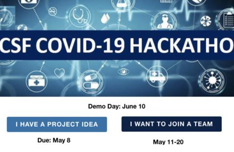 UCSF Catalyst & Launchpad COVID-19 Hackathon
