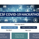 UCSF Catalyst & Launchpad COVID-19 Hackathon