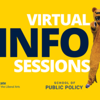 School of Public Policy Virtual Info Session