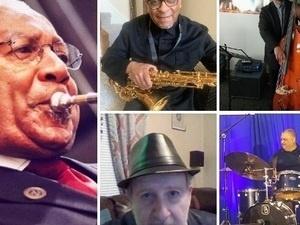 John Lamkin 'Favorites' Jazz Quintet LIVE STREAMING CONCERT