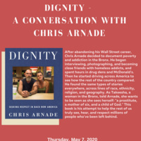 Dignity - A conversation with Chris Arnade