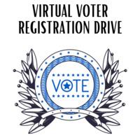 """Virtual Voter Registration Drive"""