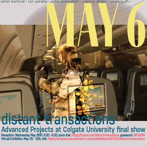 Distant Transactions: Advanced Projects: ARTS 375
