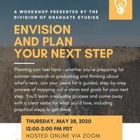 Remy Franklin: Envision and Plan Your Next Step