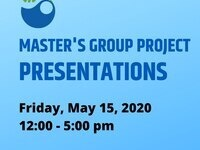 Bren Master's Project Presentations