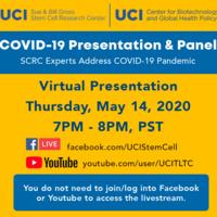 COVID-19 Presentation & Panel: SCRC Experts Address COVID-19 Pandemic