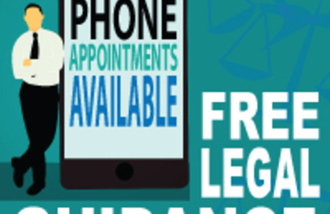 Free Legal Guidance is Available for Harper Students