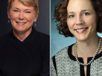 A Conversation with President Sarah Mangelsdorf and Chief Nursing Executive Karen Davis