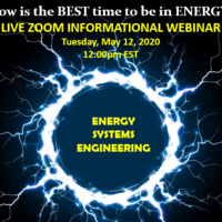 Master's in Energy Systems Engineering Informational Webinar