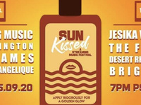 Sun Kissed:  A Streaming Musical Festival, Volume 1