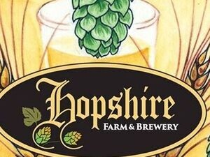 Dan Forsyth live from the RV at Hopshire Farms and Brewery.