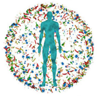 Nebraska Microbiome Symposium logo