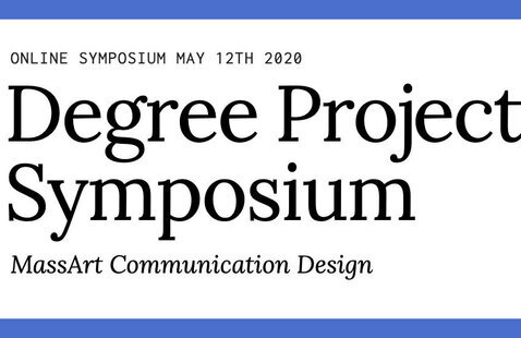 Communication Design Degree Project Symposium