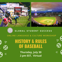 The History and Rules of Baseball