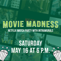 Movie Madness: Netflix Watch Party