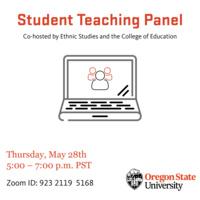 Student Teaching Panel