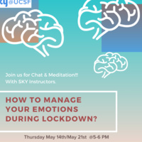 How to Manage Emotions during Lockdown ?