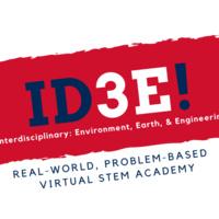 Logo for ID3E!