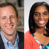 Medical Grand Rounds: Drs. Stephen Russell and KeAndrea Titer