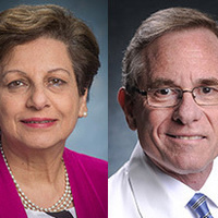 Medical Grand Rounds: Mona Fouad, MD, MPH & Bill Curry, MD, FACP