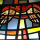 Stained glass Hands