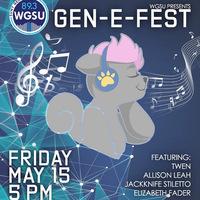 WGSU's Gen-E-Fest