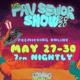 Virtual film festival | FAV Senior Show
