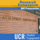 Career Center/ Research Symposium - Research Opportunities and Tracks within Health Professions Programs'