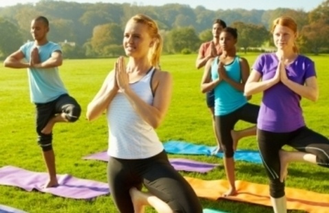 CANCELED: Online Teen Yoga Summer Camp