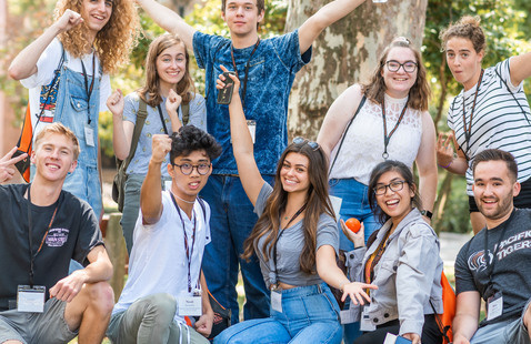 First-Year Friday: Residential Life & Housing at Pacific