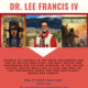 NASP Lecture Series: Dr. Lee Francis IV