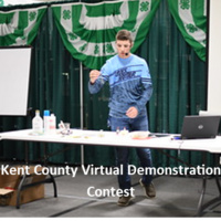 Kent County 4-H Virtual Demonstration Contest