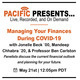 Pacific Presents: Managing Your Finances During COVID-19