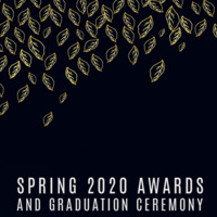 Department of Music and Department of Theater and Dance Spring 2020 Awards and Graduation Ceremony