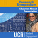 Education Abroad/ Research Symposium - Research Opportunities Abroad