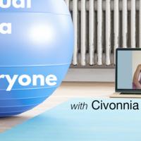Virtual Yoga for Everyone with Civonnia