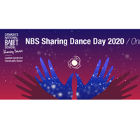 National Ballet of Canada: Dance Sharing Day 2020