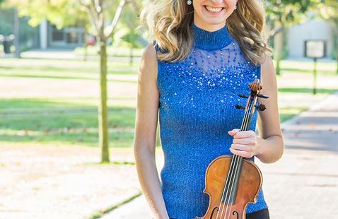 Violin Recital and Discussion